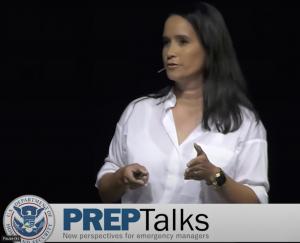 Claudine Jaenichen FEMA Prep Talk